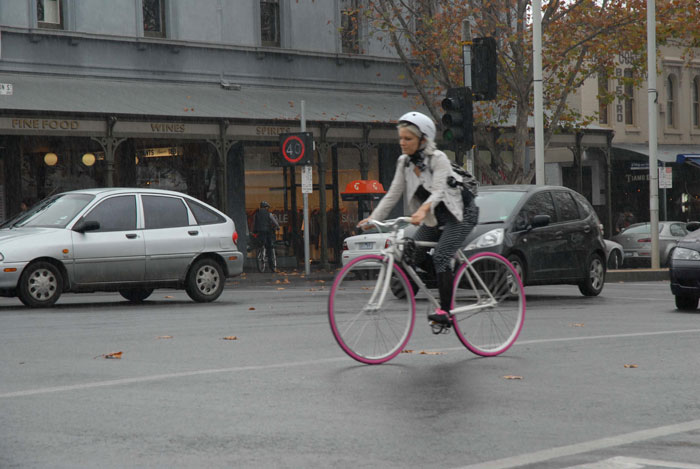 bicycle photos from Melbourne