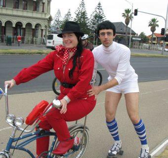 Beach Bike Babes