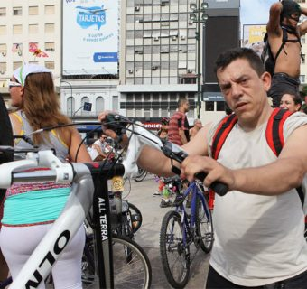 Critical Mass or Mess – Buenos Aires.